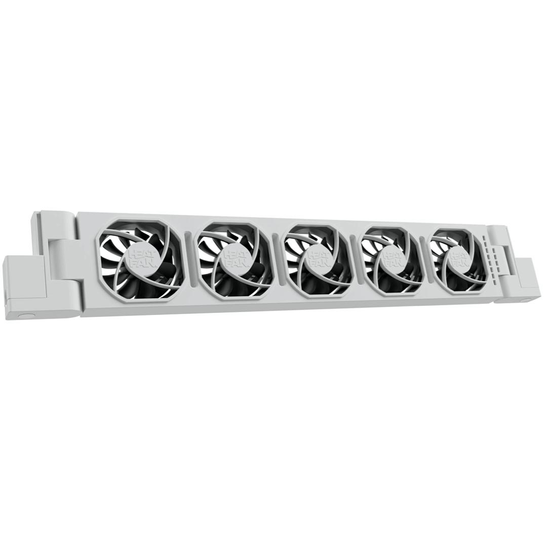 HeatFan 5 - Enkele Set Radiator Ventilator